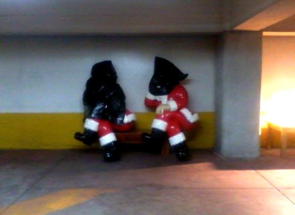 KIDNAPPING CHRISTMAS
